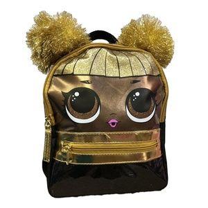 Backpack - Lol Surprise - Mini 10 Inch - Queen Bee
